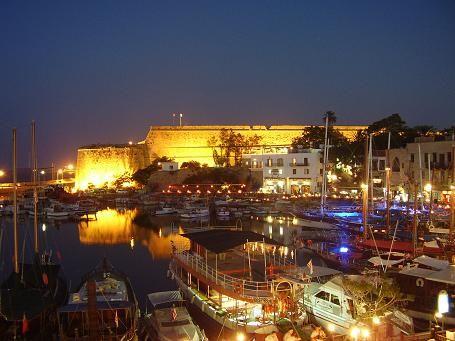 Cyprus Harbour