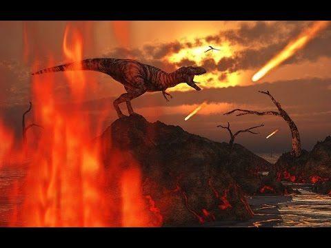 Cause of dinosaur extinction