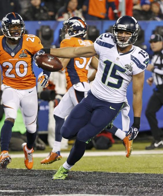 Jermaine Kearse Super Bowl | ... Super Bowl XLVIII in East Rutherford | Superbowl: Die besten Bilder