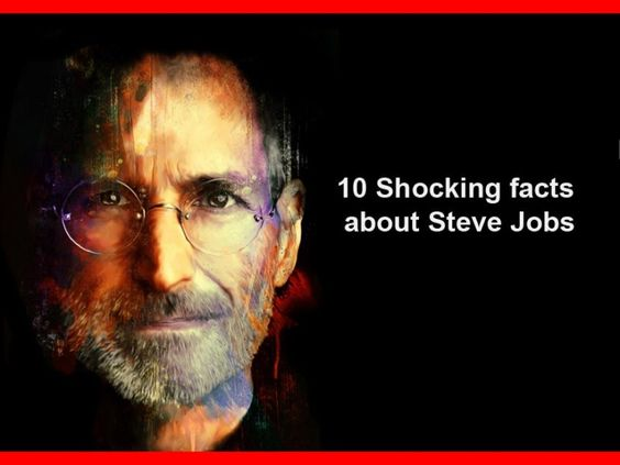 10-shocking-facts-about-steve-jobs by SeoCustomer.com via Slideshare