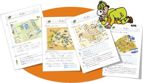 DDM : Espace le plan ( plan de Paris sympa )