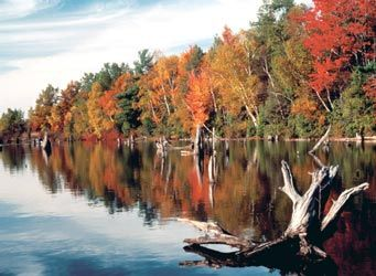 Autumn Travel in Northern Michigan from Travel Michigan