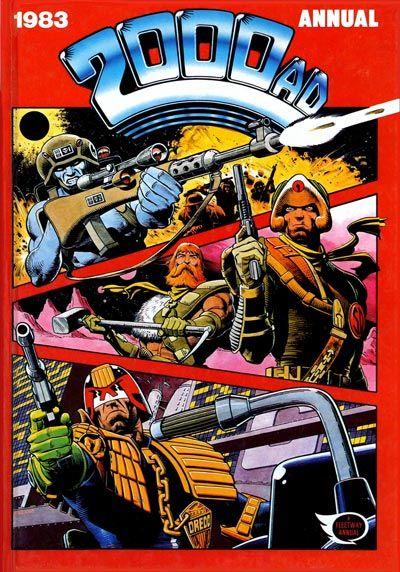 2000 AD Annual 1983