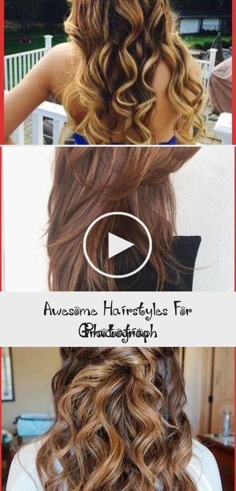 Hairstyles Hair Style Ideas For Men Women In 2020 Cool Hairstyles Hair Styles Graduation Hairstyles