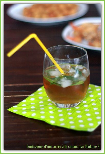 Mint Julep: perfect for cocktail!