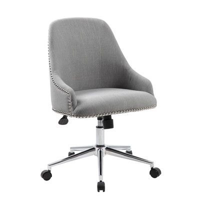 Boss Office Products Carnegie Mid-Back Office Chair