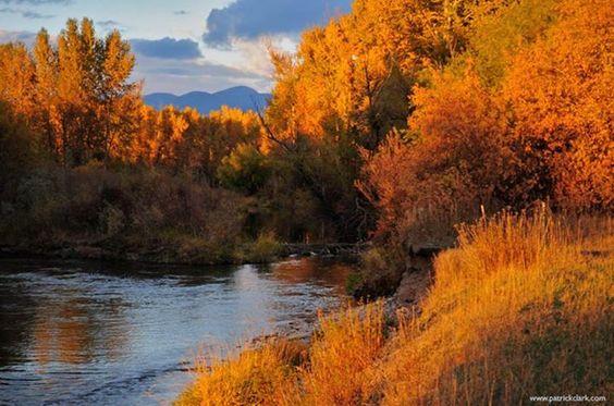 Montana autumn