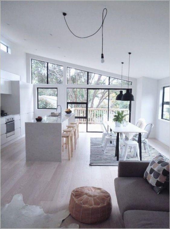 138 Super skandinavische Küche Interior Design Ideen www.futuristarchi ... - Küchen Ideen