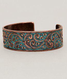 BKE Engraved Bracelet