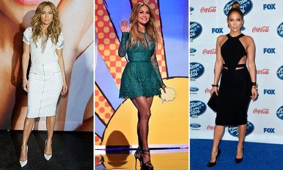 Jennifer Lopez mostra como montar produções para arrasar