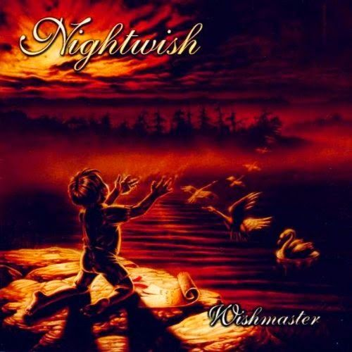 All The Time I Was Listening To My Own Wall of Sound: Nightwish - Wishmaster