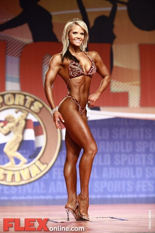 Compete in my first figure competition