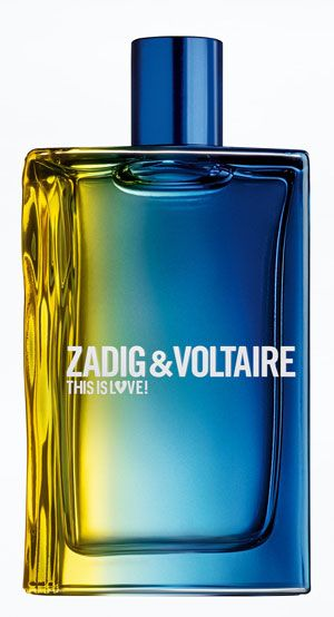 for him This Is Love Zadig&Voltaire