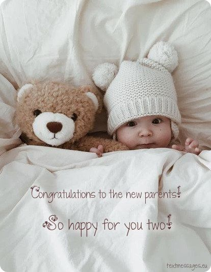 Newborn Baby Boy Wishes To Parents With Images Wishes For Baby Boy Congratulations Baby Congratulations Baby Boy