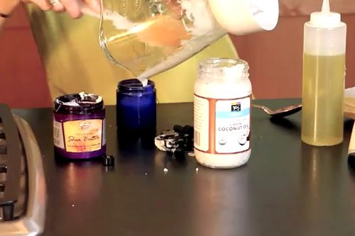 How to Make Your Own Body Lotion