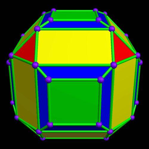 rotating Rhombic Triacontahedron - Google Search