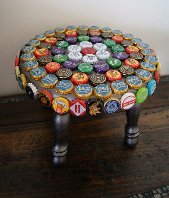 Pinterest the world s catalog of ideas for Cool beer cap ideas