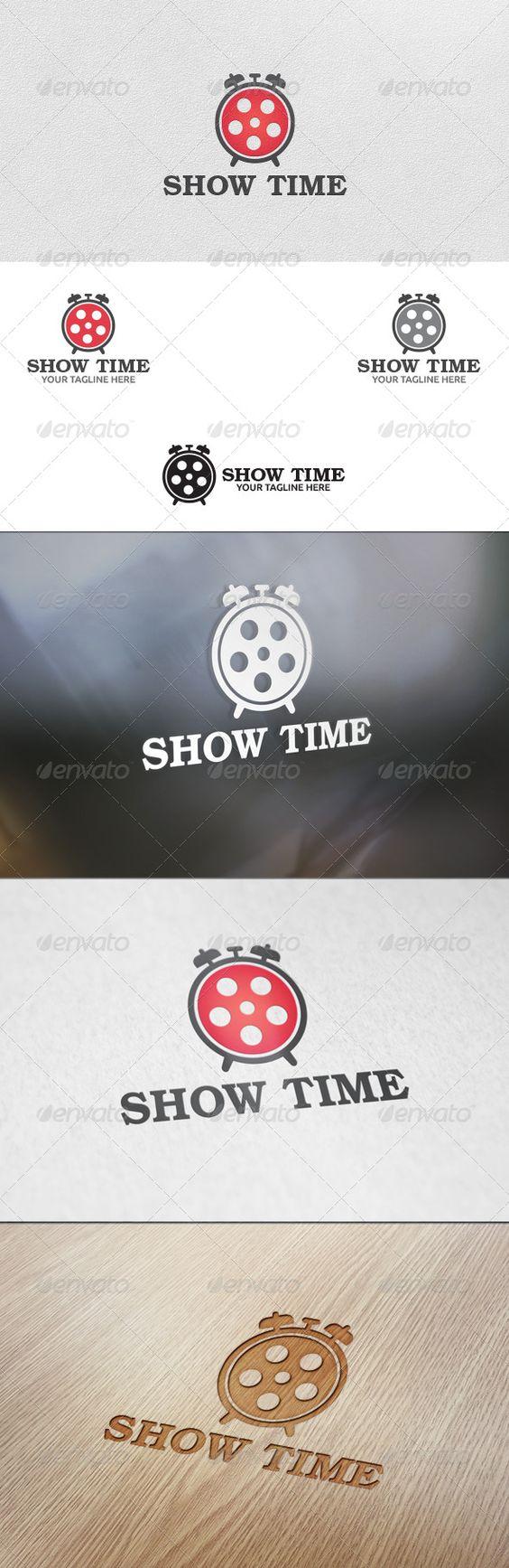 Movie Time - Logo Template