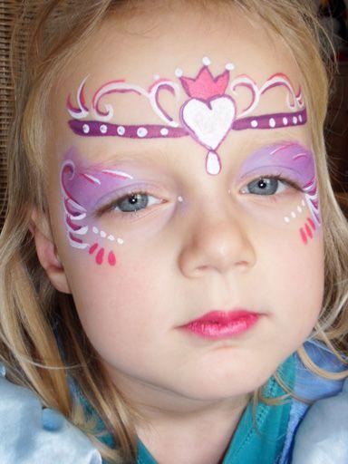 Prinzessin Kinderschminken Pinterest Beautiful