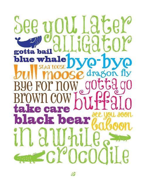 Free Farewell Card Template Inspiration So Many Ways To Say Goodbyelanguage Arts Ideas Victoria Art Wall Kids Printable Kids Room Wall Art Free Wall Art