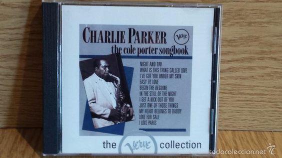 CHARLIE PARKER. THE COLE PORTER SONGBOOK. CD /POLYGRAM - 12 TEMAS / CALIDAD LUJO.