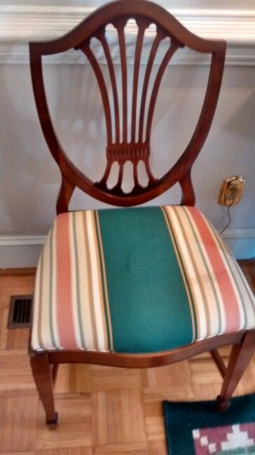 Dining chair: