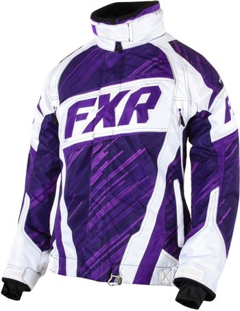 FXR Women's HELIX JACKET (2015). •Insulated. Snowmobile gear. http://www.upnorthsports.com/snowmobile/snowmobile-clothing/snowmobile-jackets/womens-jackets/fxr-womens-helix-jacket-2015.html