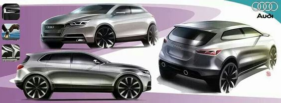 SUV Audi - Rodilfo Vanni