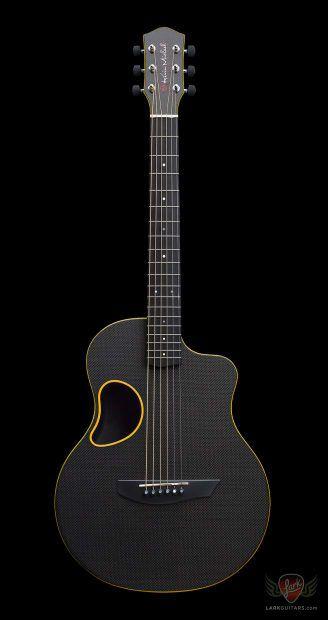 McPherson Kevin Michael Carbon Fiber Touring Guitar - Gloss   Reverb