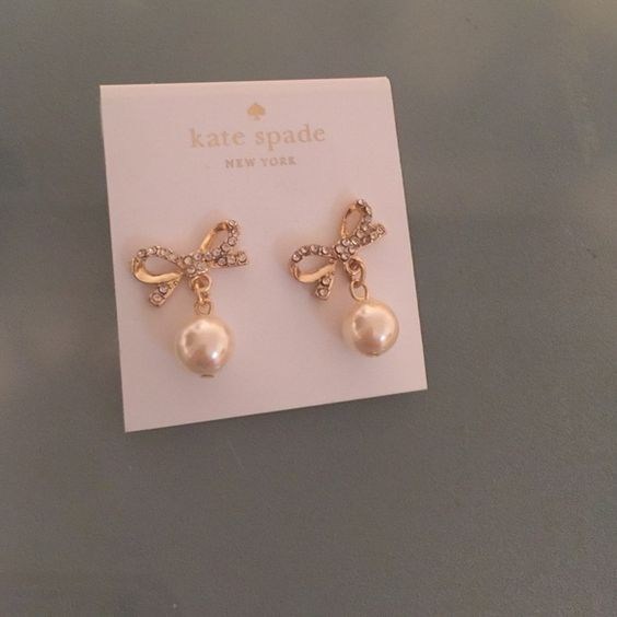Kate Spade earring ❗️SALE ❗️ Only today sale❗️brand new never been used kate spade Jewelry Earrings