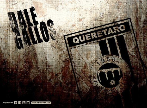 ¡Dale Gallos! • LigraficaMX 240114CTG(2) #ElFútbolNosInspira