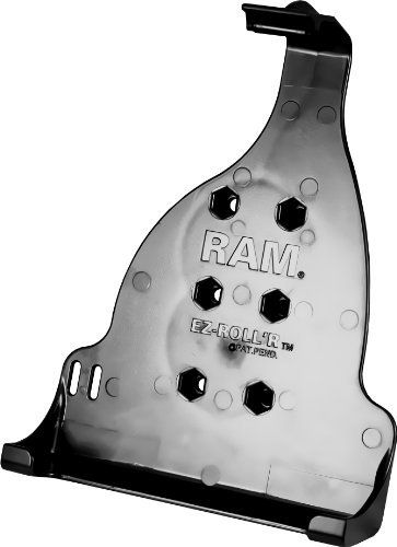 RAM Mounting Systems RAM-HOL-GA38U Ram Mount Composite Cradle for the Garmin GPSMAP 695 & GPSMAP 696 by RAM. Save 8 Off!. $20.00. This RAM high strength composite cradle is designed to hold the following devices:  Garmin GPSMAP® 695  Garmin GPSMAP® 696    Features:  1. Easy access to electronic ports  2. Patent pending roller design for super smooth placement and removal of the GPS    Material:  High Strength Composite