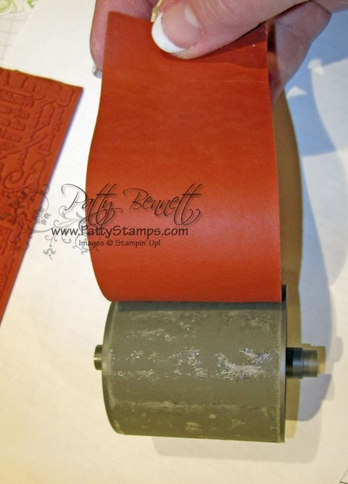 How to convert your stampin around wheels into single stamps