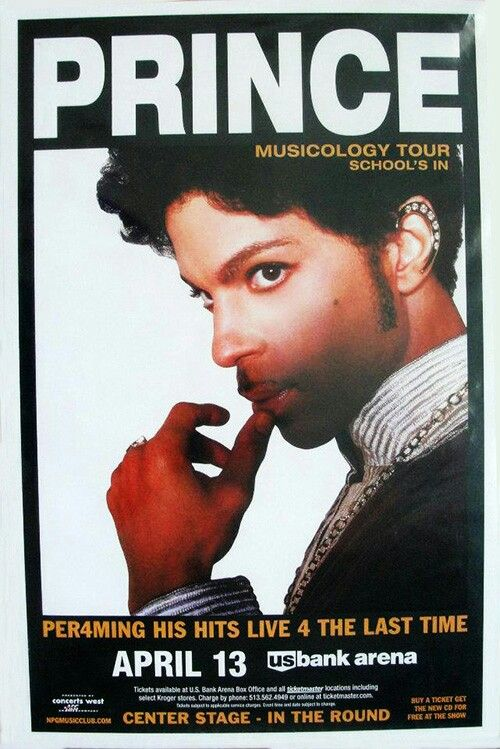 PRINCE - Musicology Tour 2004ever