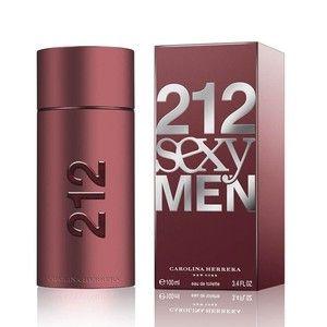 Perfume 212 Sexy 100ml Masculino Carolina Herrera EDT