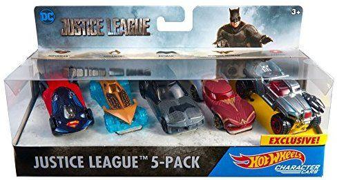 Amazon Com Hot Wheels Justice League Toy Vehicle Amazon Exclusive Toys Games Justice League Toys Hot Wheels Mattel Hot Wheels