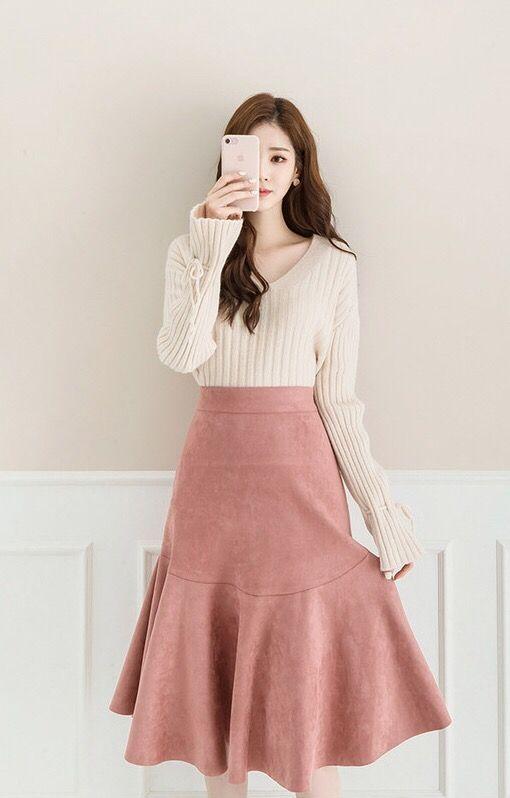 áo len Hàn Quốc