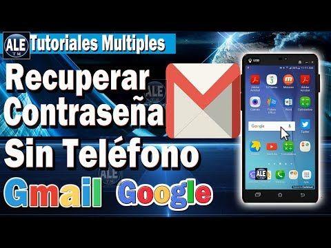 Recuperar Contraseña Gmail Clases De Computacion Computacion Niños En El Colegio