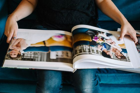 Making Photo Books with Blurb A Practical Wedding: Blog Ideas for the Modern Wedding, Plus Marriage