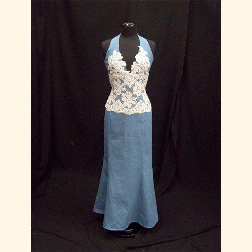 cowgirl wedding dresses denim | ... Western Wedding and Bridal Wear - Denver Colorado - Wedding Gowns