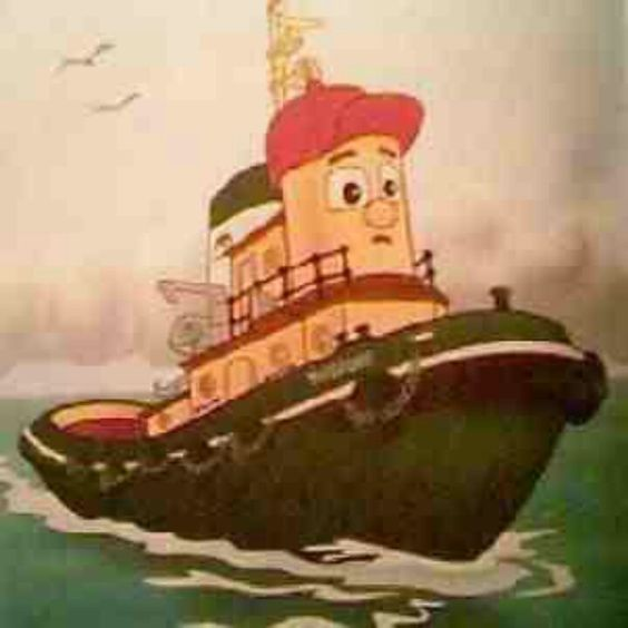 Theodore Tugboat Cartoon   I ♡ Theodore Tugboat ...