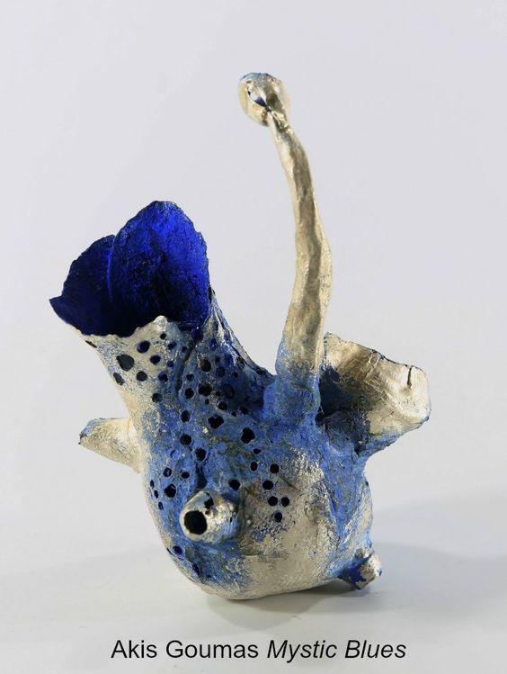 UNCLASPED - Akis Goumas - Mystic blue: