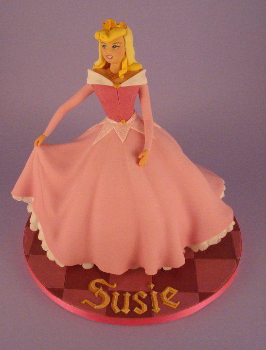 Princess Aurora Cake Design : Beauty, Photos and Princess aurora on Pinterest