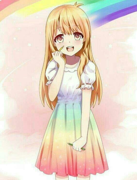 Trop Belllllllllllle Manga Enfant Dessin Kawaii Manga