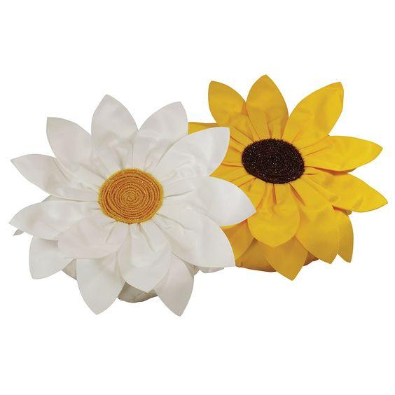 Flower Power II cushion - Patterns - Decorative Pillows & Cushions - Decor... Love these!