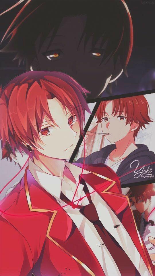Classroom Of Elite Anime Classroomofelite Loveanime Olhos De Anime Personagens De Anime Desenhos De Anime