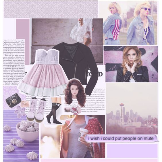 """""""Rock to the Beat , Purple Lantern Style"""" by yourfashionistaken on Polyvore"""