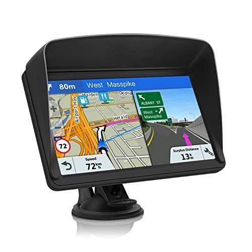 Gps Navigation For Car Lifetime Maps Update Car Navigator Gps Navigation System Voice Broadcast Navigation Free North America Map Updata Contains Usa Canada Gps Navigation System Navigation System Gps Navigation