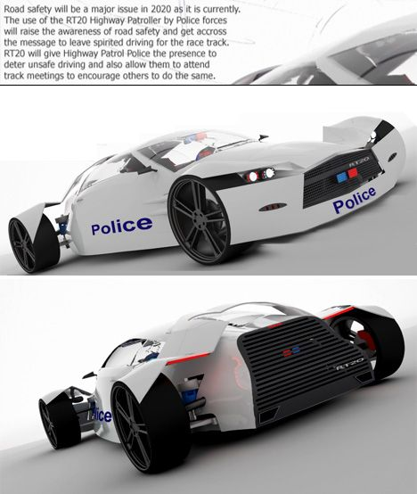 pics for gt future police cars