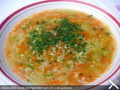 Hirsesuppe, ein tolles Rezept aus der Kategorie Eintopf. Bewertungen: 14. Durchschnitt: Ø 4,0.